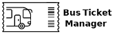 Bus Ticket Manager Logo